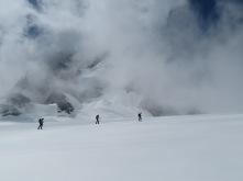 Glacier du Geant